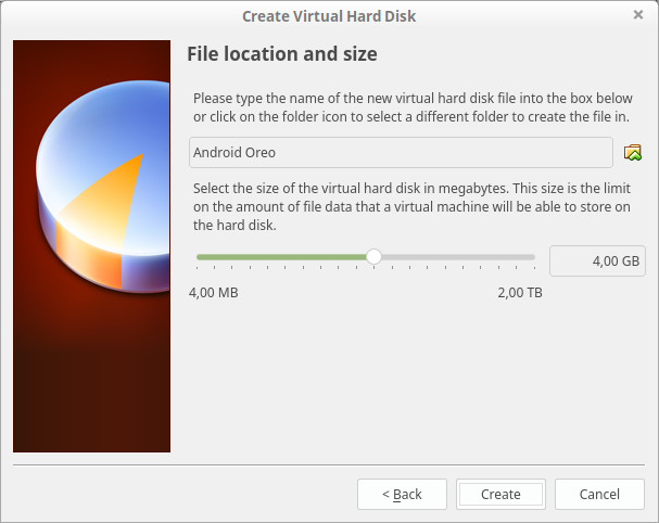 Virtual Machine configuration 6