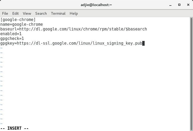 How to Install Google Chrome on CentOS 7 - r00t4bl3 com