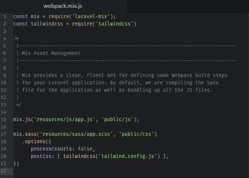 webpack.mix.js File 2